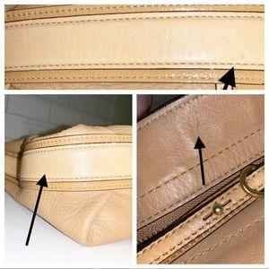 Coach Bags - Coach Tan Colette Hobo 16457 Rare Leather Bag